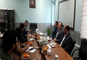برگزاری اولین کمیته ستاد صیانت از حقوق مردم در حوزه سلامت و امنیت غذایی شهرستان اسدآباد