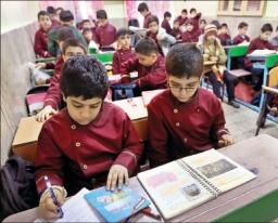 افزایش جمعیت دانش آموزان و کمبود کلاس درس در مراغه