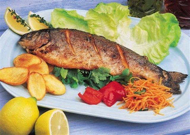 با مصرف ماهی از بروز بیماریها خداحافظی کنید