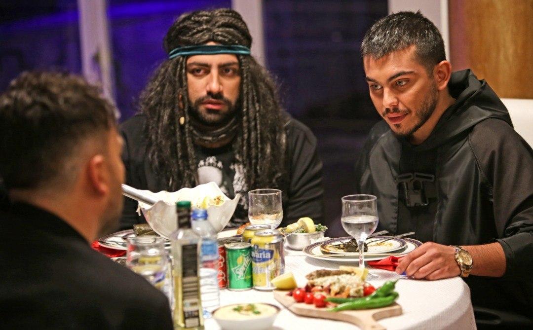 ضبط قسمت دوم «شام ایرانی» به میزبانی نیما شاهرخ شاهی/ ارسلان قاسمی مهمان ویژه این قسمت