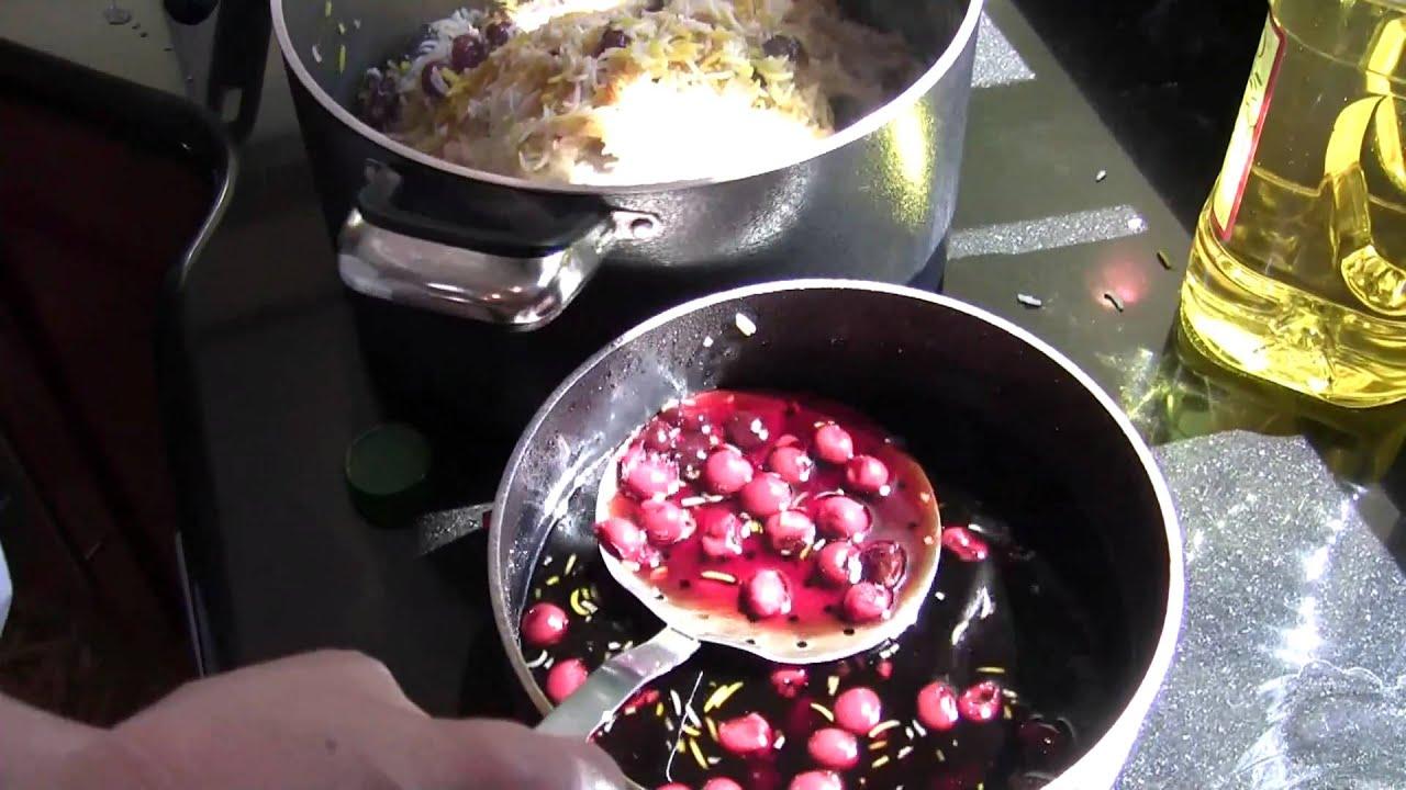 فوت و فن طبخ آلبالوپلو؛ غذایی که نمیشود از آن گذشت