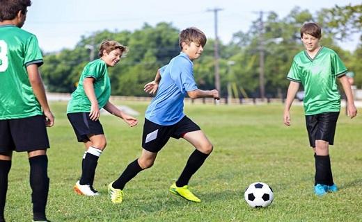 نوجوانان فوتبالیست