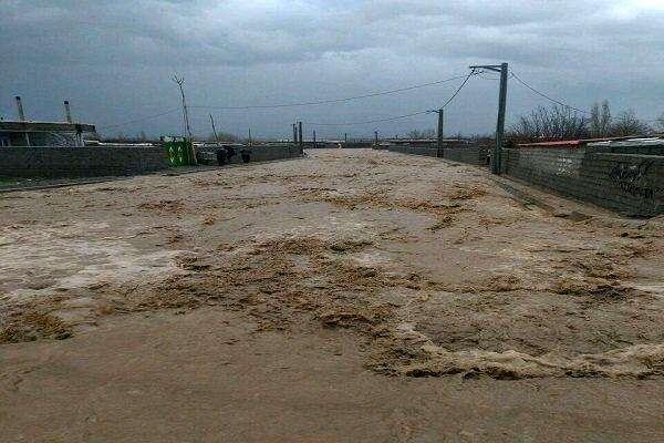 سیل ۵۸۶میلیاردتومان خسارت به بخش راههای جنوب استان وارد کرده است
