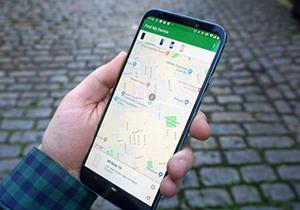 یافتن گوشی پس از گم شدن با استفاده از سایت Find My Device