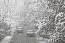 ورود سامانه جدید بارشی به کشور طی ۲۴ ساعت آینده / احتمال یخبندان، لغزندگی و اختلال تردد در اغلب شهرها