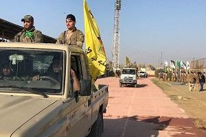 حزب الله عراق پایگاه جدید نظامی درست میکند