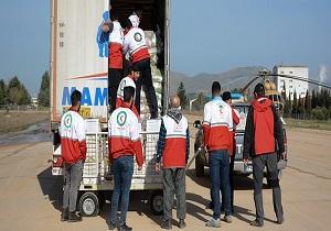 ارسال حدود ۷۰تُن اقلام به مناطق سیل زده سیستان و بلوچستان