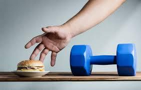 ورزش کردن پس از غذاخوردن