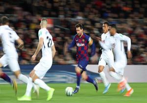 خلاصه بازی بارسلونا و گرانادا در ۲۸ دی ۹۸ + فیلم