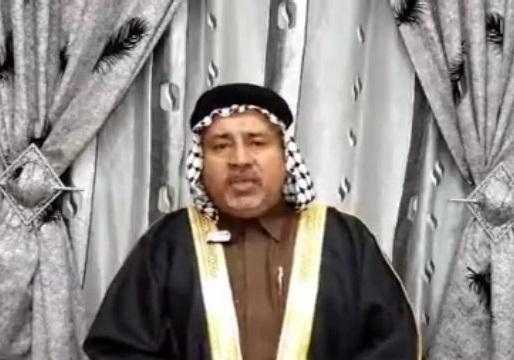 شیخ محمد الزیداوی، معاون دبیرکل شورای شیوخ بصره