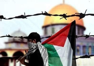 جوان فلسطینی