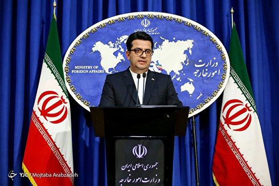 باشگاه خبرنگاران - موسوی: سفر ظریف به سوئیس از جانب کشور میزبان لغو شد/باب مذاکره با اروپا بسته نشدهاست