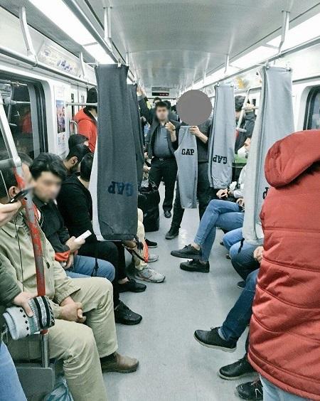 اجناس ارزان و سود کلان دستفروشان مترو در سایه شانه های خالی از مسئولیت مدیران