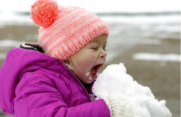 عوارض مصرف برف