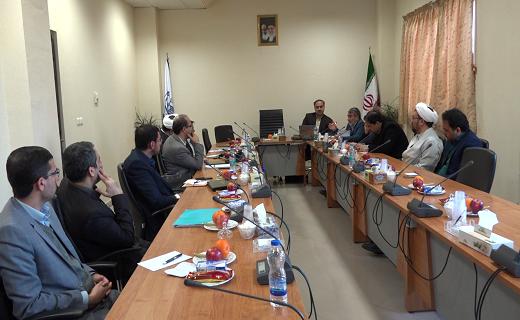 نشست هم اندیشی  بررسی ابعاد حقوقی ترور سردار سلیمانی