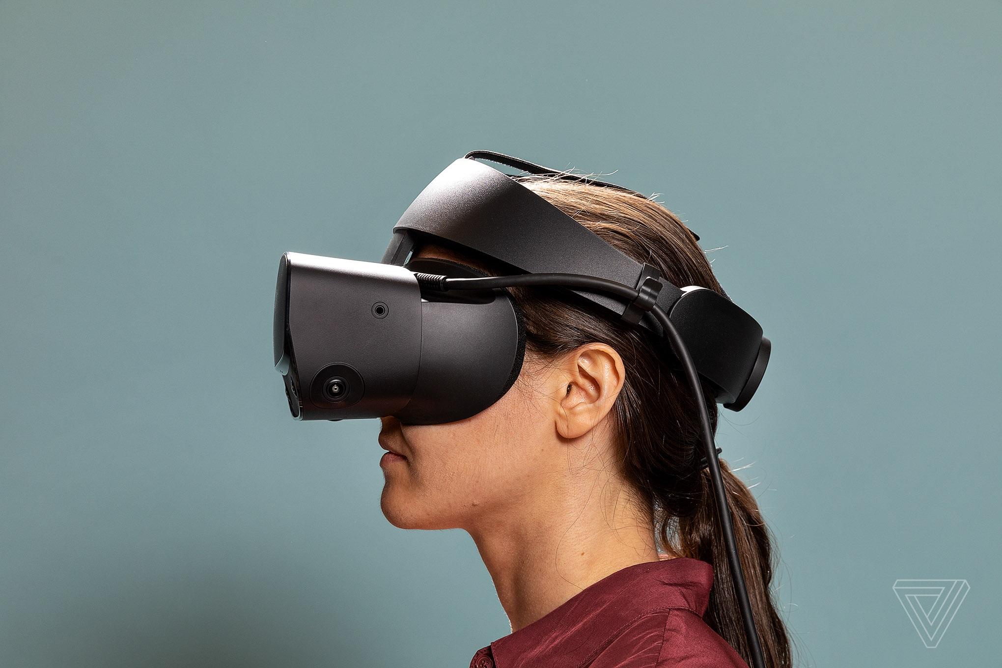 مشخصات هدست VR لنوو اعلام شد