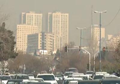 طرح جدید برای خودروها در زمان آلودگی هوا