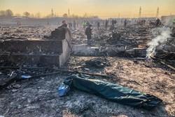 جدیدترین گزارش از سانحه سقوط هواپیما اوکراینی منتشر شد