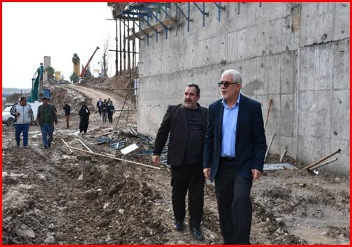 احداث دیواره ساحلی پلدختر تا پایان سال جاری/معارضین باعث ایجاد مشکل در پیشرفت کار هستند