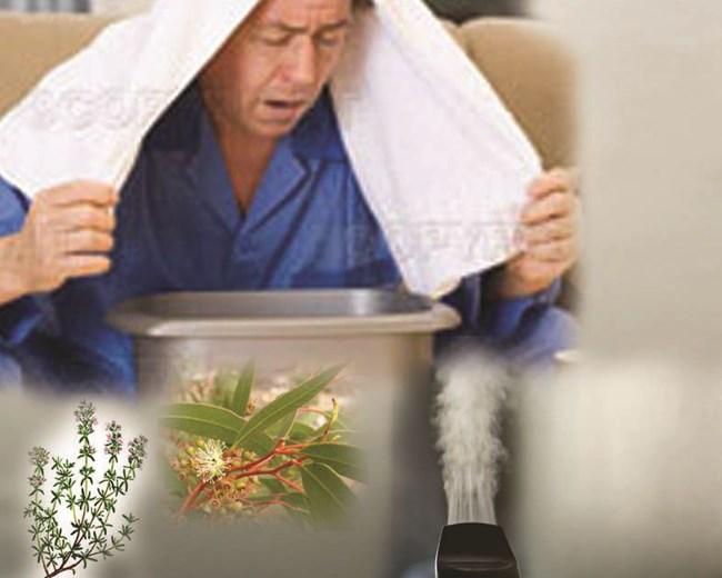 درمان سرفه با دمنوشهای گیاهی