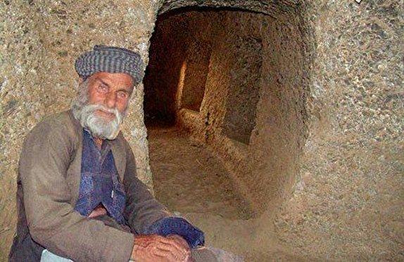 غار خالو حسین در فهرست آثار ملی جایی ندارد