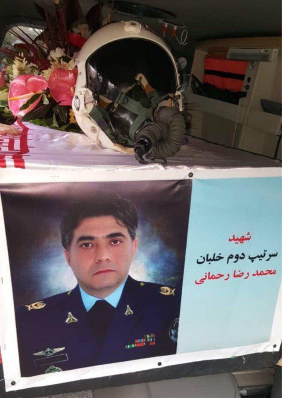 تشییع  پیکر سرهنگ شهید محمدرضا رحمانی در تبریز
