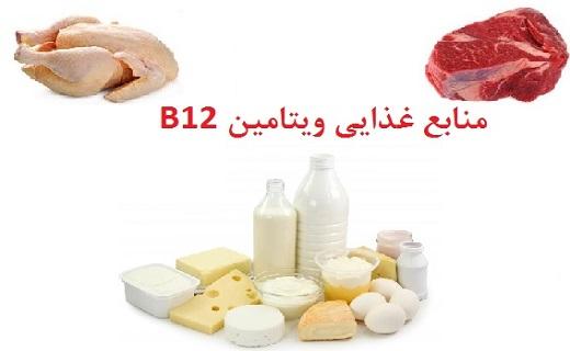 ویتامینB12