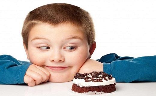 هوس مصرف زیاد شیرینی