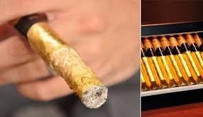 فروش سیگارهای انرژی زا و با روکش طلا در پایتخت/ سیگارهای لاکچری که هر نخ یک میلیون تومان آب میخورد