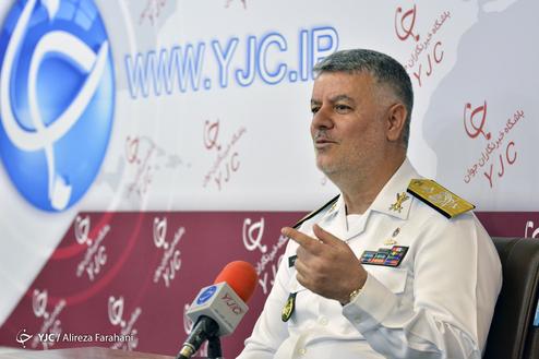 ما خلیج فارس را یک آبگیر کاملاً امن میدانیم/ نیروی دریایی ایران به هیچ عنوان محافظه کاری بلد نیست