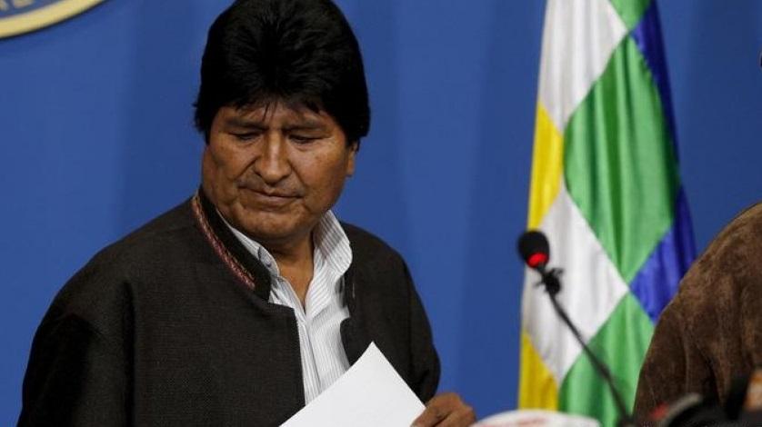 کودتا در بولیوی