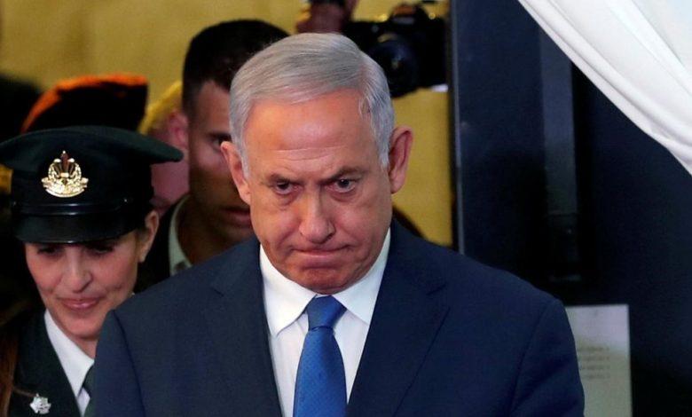 ناکامی نتانیاهو