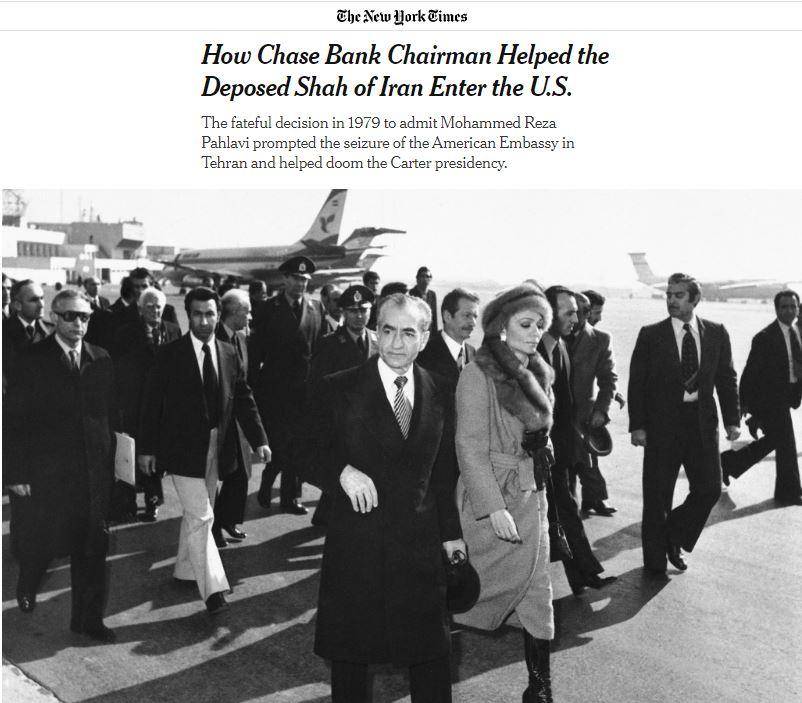 افشای اسناد جدید درباره طرح آمریکا برای نجات شاه ایران/ پروژه «عقاب» را چه کسی طراحی کرد؟