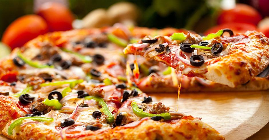 کالری پیتزا