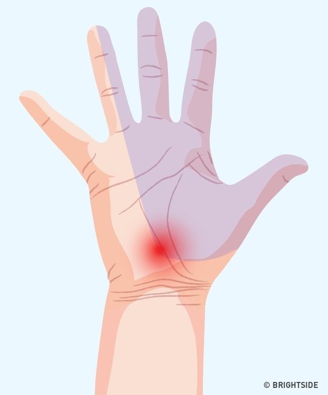 دست شما در مورد سلامت سرتاسر بدنتان چه میگوید؟ + تصاویر