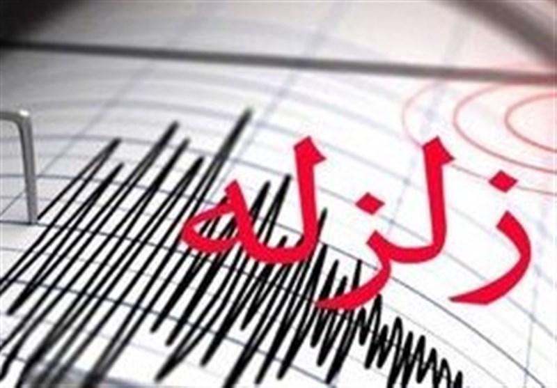 زلزله ۳.۳ ریشتری در کلمه دشتستان رخ داد