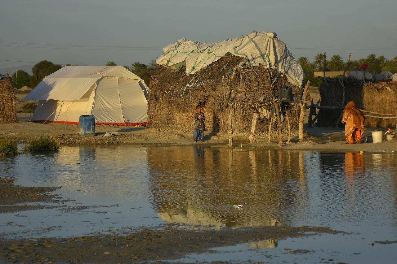 ۱۰۱۷ روستا و ۱۵ شهرستان استان درگیر سیلاب و آبگرفتگی شدند/ امدادرسانی همچنان ادامه دارد