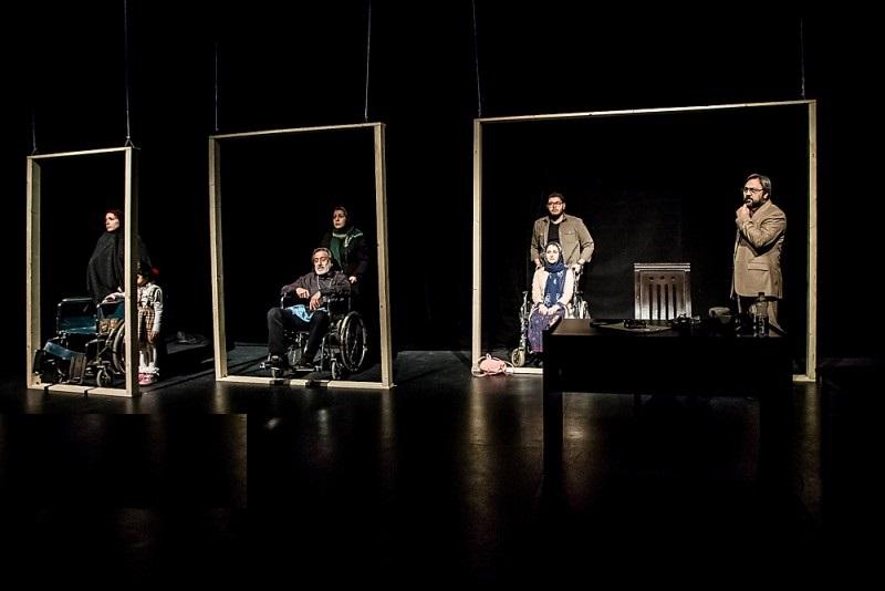 نمایشی که روایتگر داستانی از خانوادههای جانبازان است