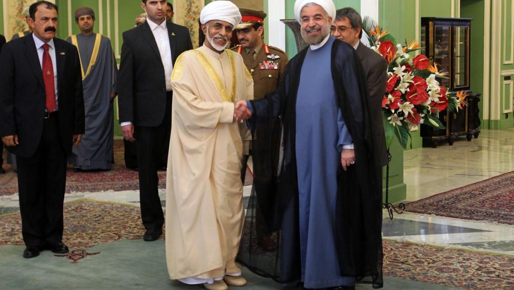 ایران و عمان