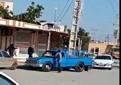 سرقت مسلحانه از طلافروشی در بندر ماهشهر + فیلم