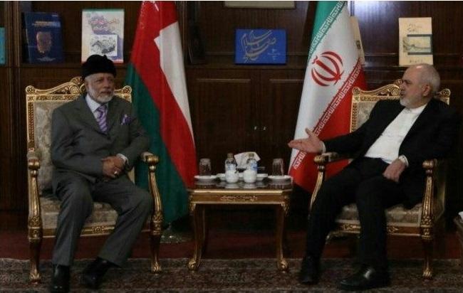 رایزنی بن علوی و ظریف در مرکز مطالعات وزارت امور خارجه