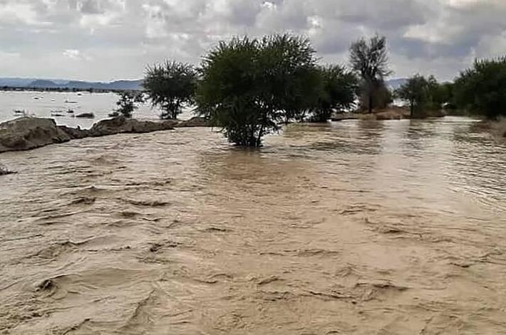 حجم سیلاب اخیر سیستان و بلوچستان سه و نیم برابر سیل استان گلستان بوده است