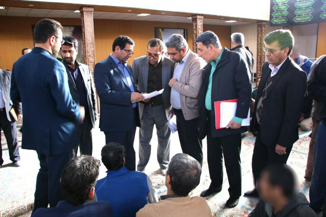 بازدید هزار و ۸۸۱ مرتبهای قضات از زندانهای استان کرمان