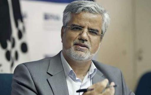 محسن صادقی حقوقدان و فعال سیاسی
