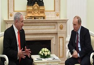 نتانیاهو جزئیات معامله قرن را برای پوتین گفت