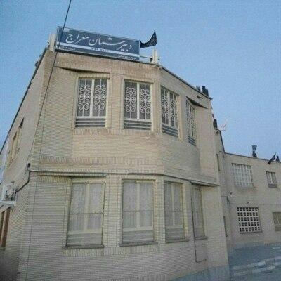 نامگذاری مدرسهای به نام سردار سلیمانی در تایباد