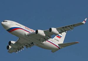 هواپیمای مسافربری روسیه در پی تهدید بمب مجبور به فرود اضطراری شد