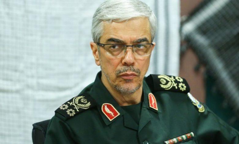 هشدار رئیس ستاد کل نیروهای مسلح درباره سکوت در قبال طرح ظالمانه معامله قرن