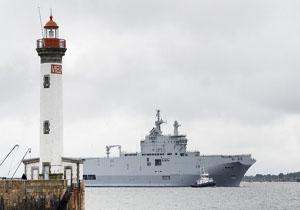 آغاز به کار ائتلاف دریایی کشورهای اروپایی در خلیج فارس