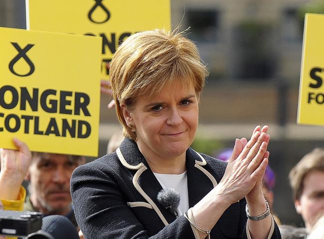 تلاش اسکاتلند برای برگزاری همه پرسی جدایی از انگلیس